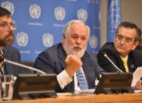 Visit by Miguel Arias Cañete, Member of the EC, to United States