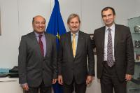Visit of Suma Chakrabarti, President of the European Bank for Reconstruction and Development, to the EC