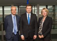 Visit of Sergio Balbinot, President of Insurance Europe, and Member of the Board of Management of Allianz SE, to the EC