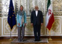 Visit of Federica Mogherini, Vice-President of the EC, to Iran