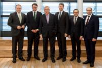 Visit of several Members of the German Bundestag from the Young Group of the CDU/CSU Parliamentary Group to the EC