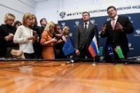 Visite de Maroš Šefčovič, vice-président de la CE, en Russie