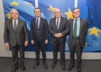 Visit of Ömer Çelik, Turkish Minister for European Union Affairs, to the EC