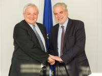 Visit of Stephen O'Brien, UN Under-Secretary General for Humanitarian Affairs and Emergency Relief Coordinator, to the EC