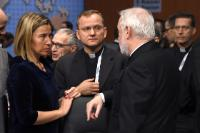 Participation of Federica Mogherini, Vice-President of the EC, in the OSCE Ministerial Council