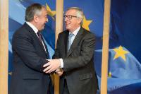 Visit of Mustafa Akıncı, Leader of the Turkish Cypriot Community, to the EC