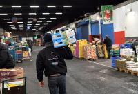 Le Marché Matinal de Bruxelles