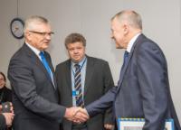 Visite de Tarmo Tamm, ministre estonien du Dévelopement rural, à la CE