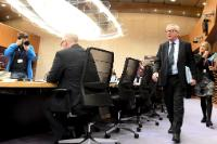 Weekly meeting of the Juncker Commission: first part