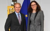 Visit of Todd McClay, New Zealander Minister for Revenue and State Owned Enterprises, and Minister for Trade, to the EC