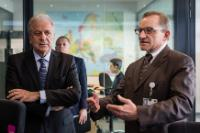 Visit of Dimitris Avramopoulos, Member of the EC, to Poland