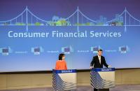 Press conference by Valdis Dombrovskis, Vice-President of the EC, on the Consumer Finance Action Plan