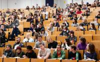 Erasmus students inscription for the Spring Semester of the Free University of Berlin