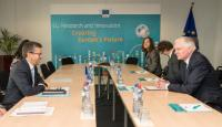 Visit of Jarosław Gowin, Polish Deputy Prime Minister and Minister for Science and Higher Education, to the EC
