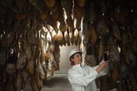 The COVAP (Cooperativa Ganadera del Valle de los Pedroches) cooperative in Pozoblanco (Spain)