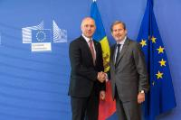 Visit of Pavel Filip, Moldovan Prime Minister, to the EC