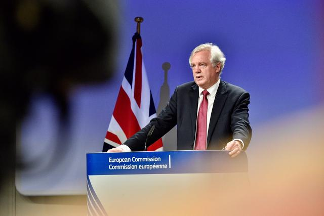 Visit of David Davis, British Secretary of State for Exiting the European Union, to the EC