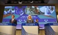 Press conference by Jyrki Katainen, Vice-President of the EC, Corina Creţu, Member of the EC, and Arnaldo Abruzzini, CEO of Eurochambres, on the communication on smart specialisation