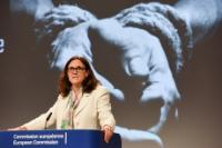 Press conference by Cecilia Malmström, Member of the EC, on the Launch of the Alliance for Torture-Free Trade