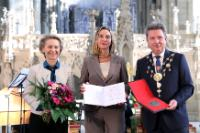 Visit by Federica Mogherini, Vice-President of the EC, to Germany