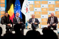 Citizens' Dialogue in St. Vith (Belgium) with Jean-Claude Juncker, President of the EC