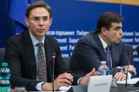 Press conference on the conclusions of the weekly EC College meeting by Jyrki Katainen, Vice-President of the EC in charge of Jobs, Growth, Investment and Competitiveness, and Maroš Šefčovič, Vice-President of the EC in charge of Energy Union