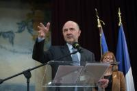 Visit of Pierre Moscovici, Member of the EC, to France