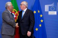 Visit of António Costa, Portuguese Prime Minister, to the EC
