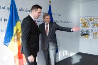 Visit of Tudor Ulianovschi, Moldovan Minister for Foreign Affairs and European Integration, to the EC