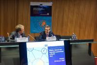 Participation de Carlos Moedas, membre de la CE, à l'événement de lancement 'rapport UE 2018 sur la performance de la recherche scientifique et de l'innovation'