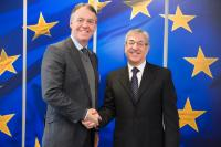 Visit of Jeremy Darroch, CEO of British Sky Broadcasting Group plc (BSkyB), to the EC