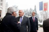 Visit by Jean-Claude Juncker, President of the EC, to Montenegro