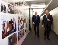 Visit of Davor Božinović, Croatian Minister for Interior, to the EC