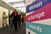 Presentation of the Women of Europe Award to Federica Mogherini, Vice-President of the EC