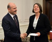 Visit by Violeta Bulc, Member of the EC, to Turkey
