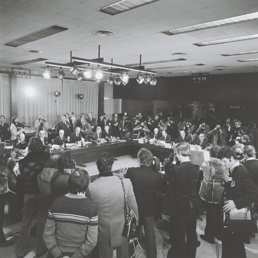 Brussels European Council, 05-06/12/1977