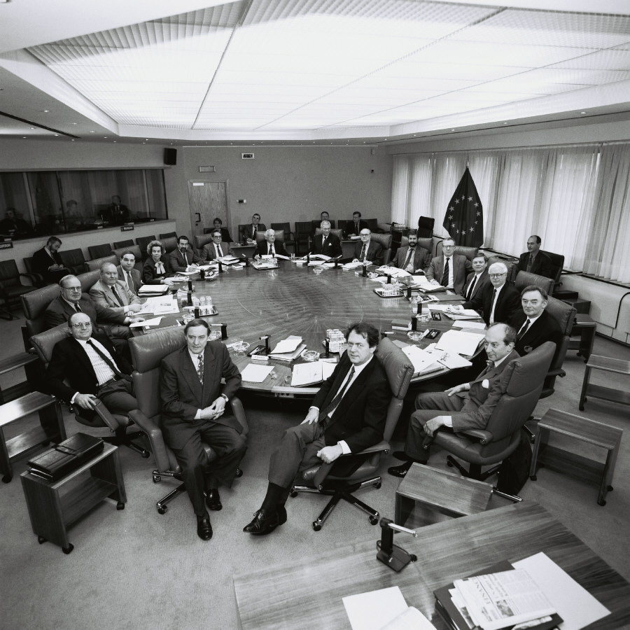 La Commission Delors III (1993 - 1995)