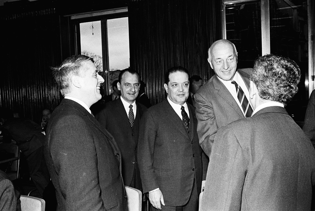 Council of the Ministers for Agriculture, 16/01/1969