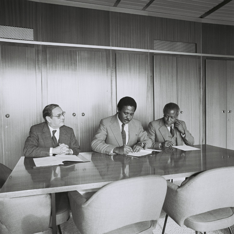 Agreement between the EEC and Barbados
