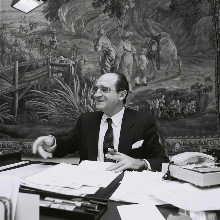 Abel Matutes, membre de la CCE