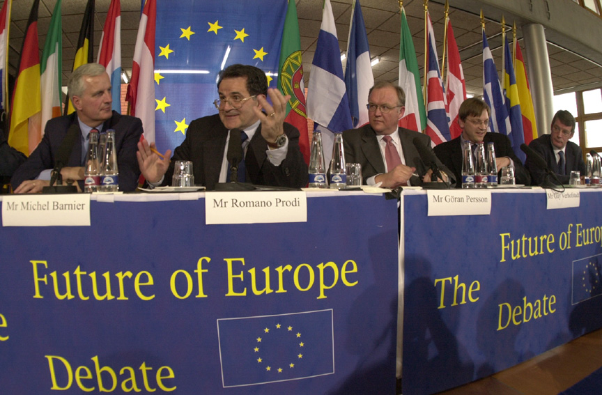 Debate on The Future of Europe