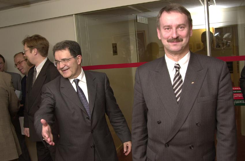 Visit of Siim Kallas, Estonian Prime Minister, to the EC
