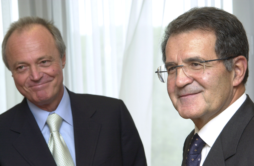 Visit of Péter Medgyessy, Hungarian Prime Minister, to the EC