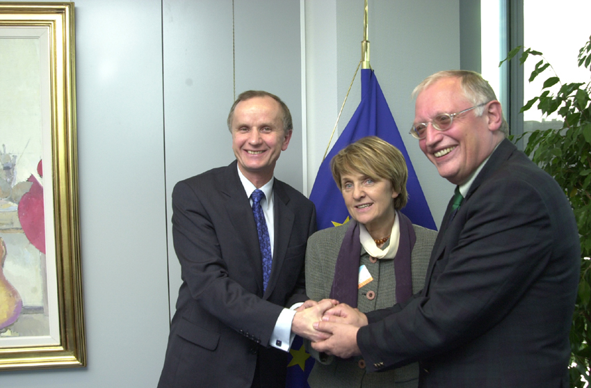 Visit of Grzegorz W. Kołodko, Polish Deputy Prime Minister and Minister for Finance, to the EC