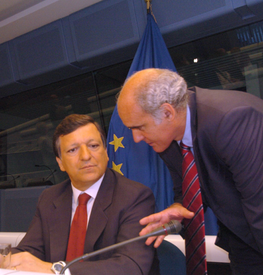 Seminar of the next European Commission under the presidency of José Manuel Barroso