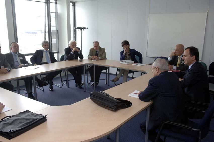 Visit of representatives of the MOVE association to the EC