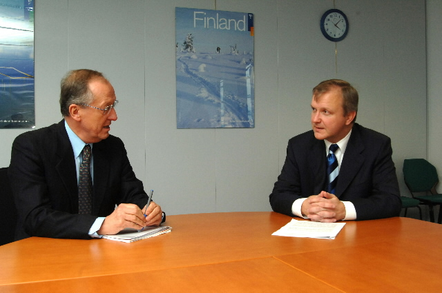 Visit by António Maria Costa, Executive Director of the UN Office on Drugs and Crime, to the EC