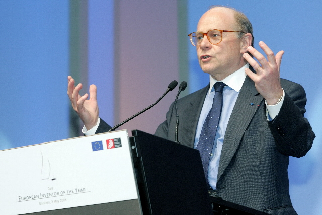 Participation of Günter Verheugen, Vice-President of the EC to the