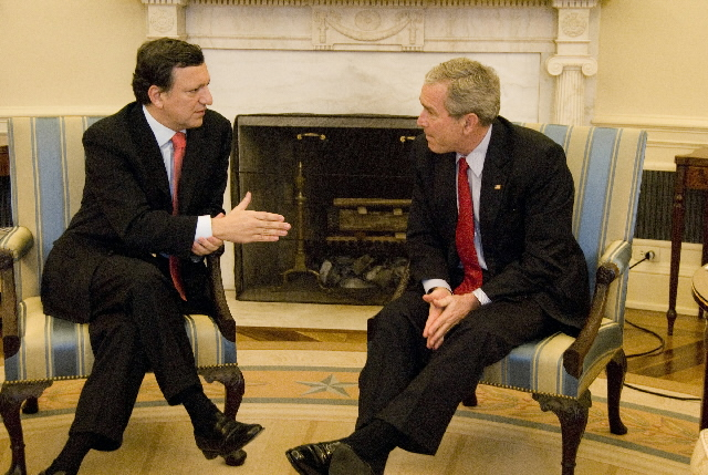 Visit by José Manuel Barroso, President of the EC, to the United States