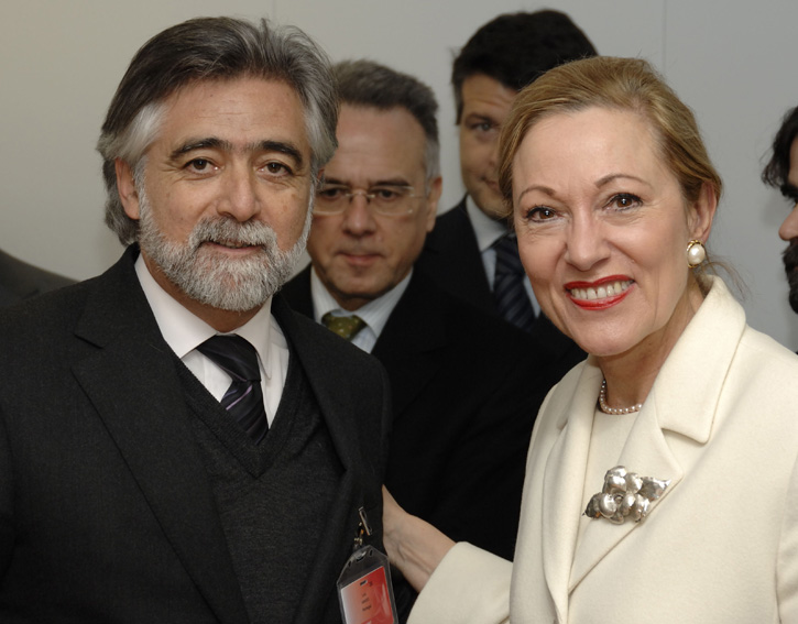 Visit by Luís Amado, Portuguese Minister for Foreign Affairs, to the EC